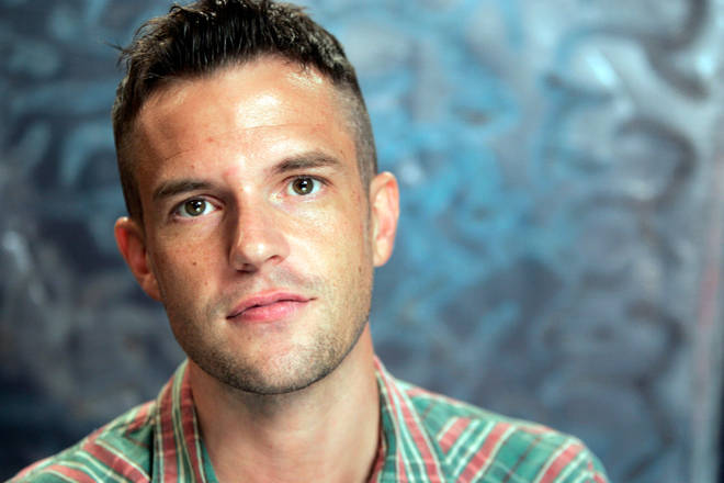 Brandon Flowers in 2010