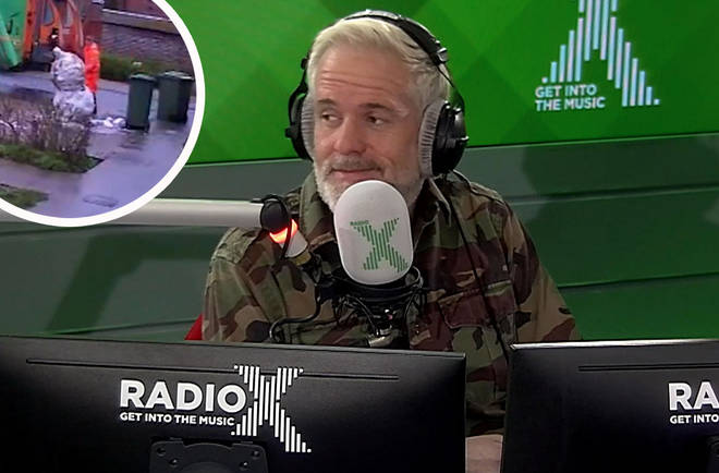Chris Moyles reacts to Pippa's viral news roundup