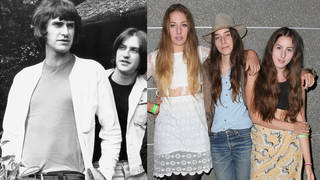 Rock music siblings - but who are they?