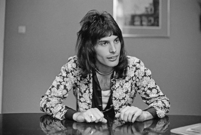 Freddie Mercury aka Farrokh Bulsara