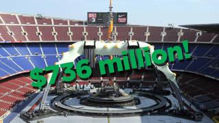 U2's 360° Tour gets underway in 2011