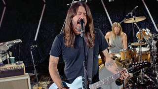 Foo Fighters live session