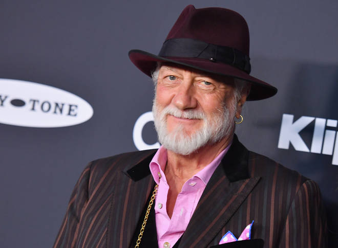Mick Fleetwood in March 2019