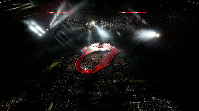 The Rolling Stones at the 2006 Super Bowl