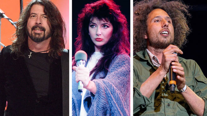 Dave Grohl, Kate Bush and Rage Against The Machine nominated for the Rock & Roll Hall Of Fame 2021