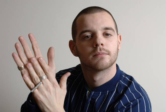 Mike Skinner of The Streets, pictured in 2006