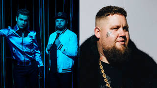 Royal Blood and Rag 'N' Bone Man are two artists who have new albums out in 2021