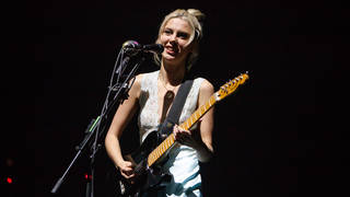 Wolf Alice's Ellie Rowsell at The O2 Academy Brixton