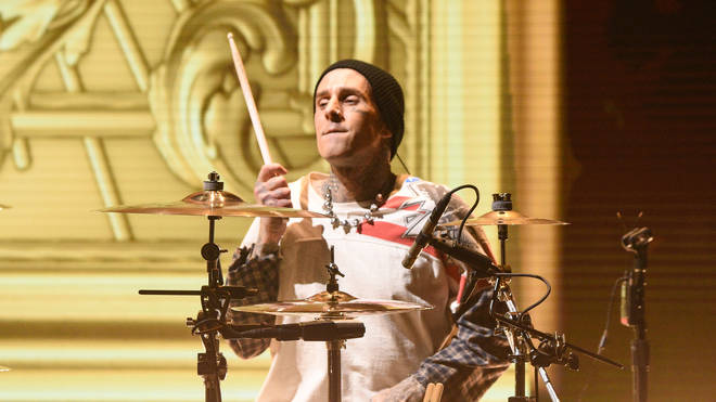 Travis Barker at the 2020 MTV Movie & TV Awards: Greatest Of All Time - Show