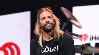 Foo Fighters Taylor Hawkins at the 2021 iHeartRadio ALTer EGO Presented By Capital One - Show