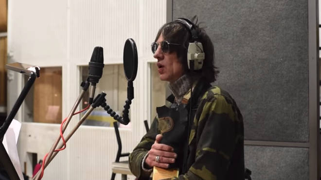 Richard Ashcroft covers John Lennon's Bring On The Lucie (Freda Peeple)