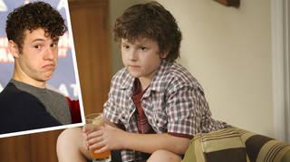 Nolan Gould as Luke from Modern Family