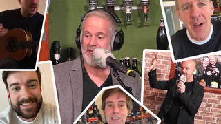 The Chris Moyles Birthday Show highlights