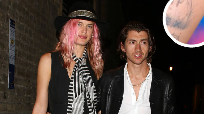 Taylor Bagley and her ex Arctic Monkeys' frontman Alex Turner