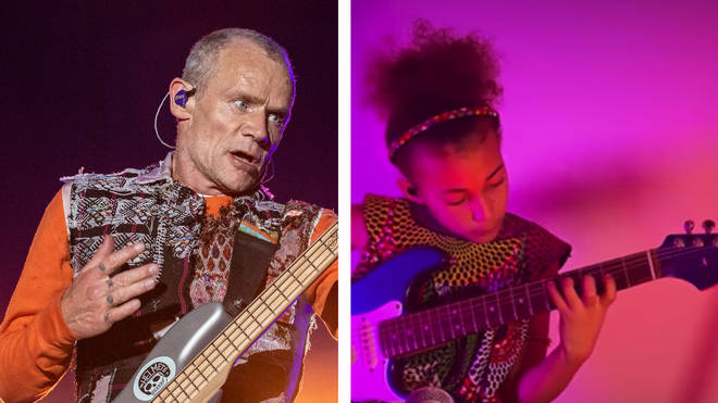 Red Hot Chili Peppers' Flea praises Nandi Bushell's cover of Under The Bridge