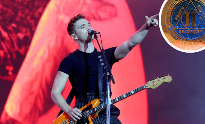Royal Blood's Mike Kerr celebrates two years sober