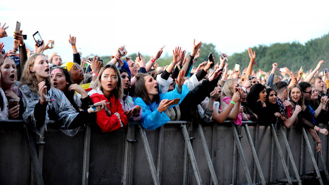 Parklife 2019 crowd