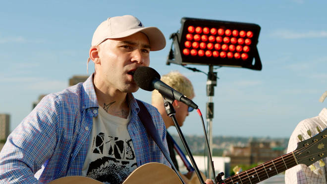 DMA's performing in Sydney for Radio X Presents with Barclaycard