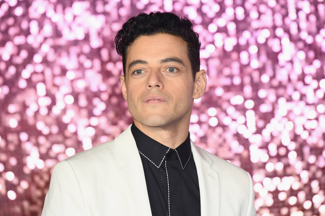 Rami Malek at the Bohemian Rhapsody premiere