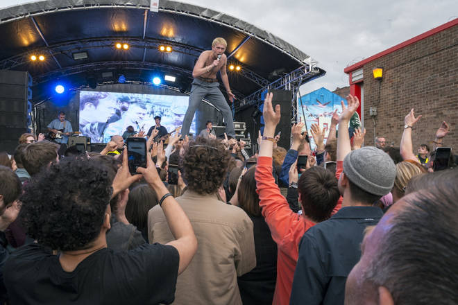 Liverpool's Sound City Festival will now take place in October