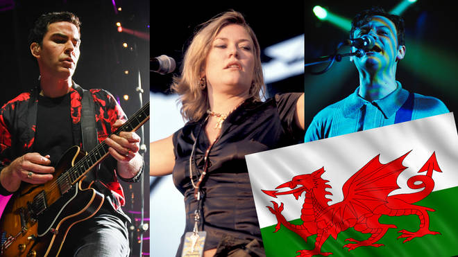 Classic Welsh artists: Stereophonics, Catatonia and Manic Street Preachers