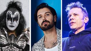 Kiss, Biffy Clyro and Iron Maiden will headline Download 2022