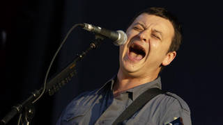 James Dean Bradfield of Manic Street Preachers