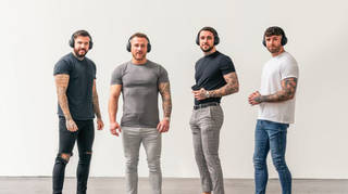 Four Lads in Jeans sign huge Sony headphones deal