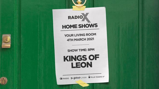 Radio X's Home Shows: Kings Of Leon