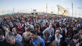Primavera Sound 2019 crowd