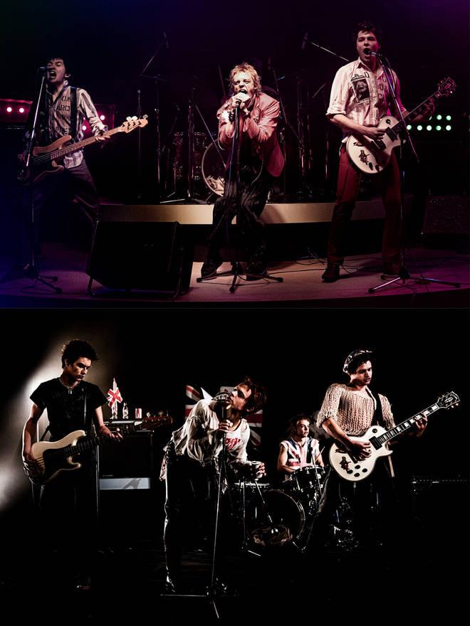 First look photos of Danny Boyle's Sex Pistol's series Pistol released