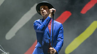 Maximo Park Perform At Virgin Money Unity Arena