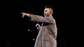 Adam Levine's Maroon 5 in Concert