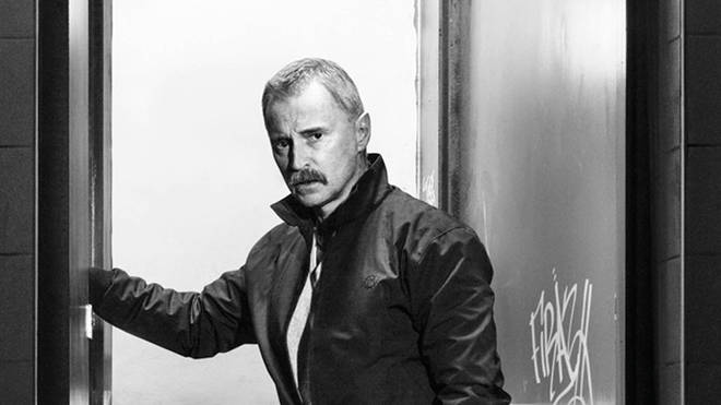 Robert Carlyle as Begbie in T2 Trainspotting