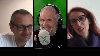 Chris Moyles Show's mystery guests