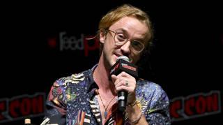 Tom Felton at New York's Comic Con 2018 -  Day 1