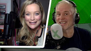 Laura Whitmore reveals pregnancy cravings to The Chris Moyles Show