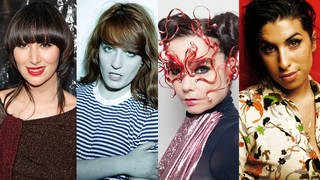 Karen O of Yeah Yeah Yeahs, Florence Welch, Bjork and Amy Winehouse: brilliant women who've made superb music.