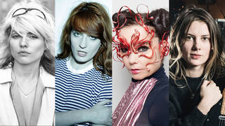 Debbie Harry, Florence Welch, Bjork and Ellie Rowsell of Wolf Alice: brilliant women who've made superb music.