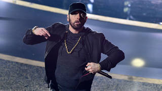 Eminem performs Lose Yourself at the Oscars in 2020