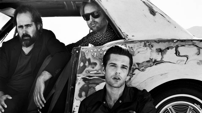 The Killers in 2020
