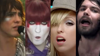 The stars of 2008: MGMT, Florence + The Machine, The Ting Tings and Biffy Clyro
