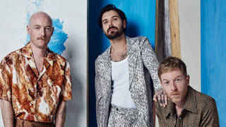 Biffy Clyro in 2020