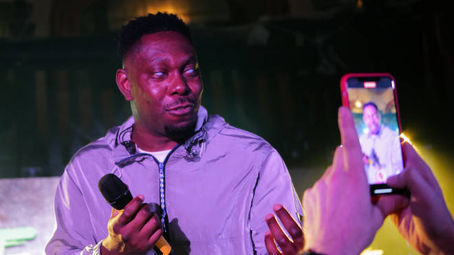 Dizzee Rascal Haunted House Party 2020 - Show