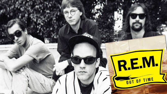 R.E.M, in 1991: R.E.M. in 1991: Bill Berry, Mike Mills, Michael Stipe and Peter Buck