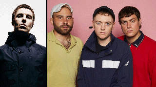Liam Gallagher and DMA'S