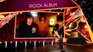 The Strokes win best album at 63rd Annual GRAMMY Awards – Premiere Ceremony