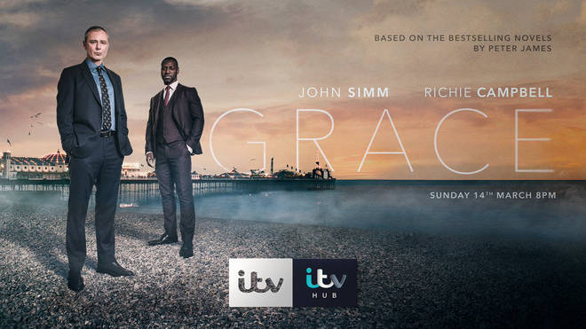 ITV's Grace starring John Simm and Richie Campbell