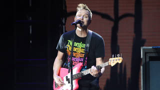 Blink 182's Mark Hoppus at the 2020 iHeartRadio ALTer EGO – Show