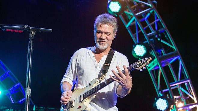 Van Halen in concert in 2015